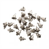 10mm Liberty Bells - Silver