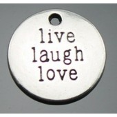 Live Laugh Love - 2 Pack