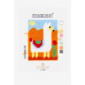 C06N83K - I Can Stitch! - Mika The Llama Tapestry Starter Kit