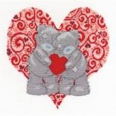 BL1075/72 - Me to You Tatty Teddy Love Bears Cross Stitch Kit