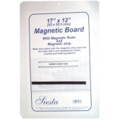 "Magnetic Board 17"" x 12"""