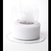 MA471-15-01 - 1.5in White Net Tulle