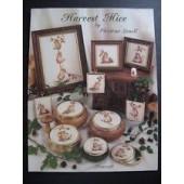 Framecraft Harvest Mice by Christine Sewell Cross Stitch Booklet