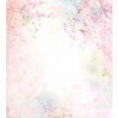 Fabric Flair 14ct Aida Misty Flowers
