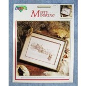 Color Charts Mark Polomchak's Misty Morning Cross Stitch Chart Leaflet