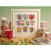 Cross Stitcher Project Pack - Care for a Cuppa? XST345