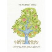 DMC My Family Tree - BK1553