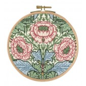 BL1175/77 - V & A J H Dearle - Myrtle Cross Stitch Kit