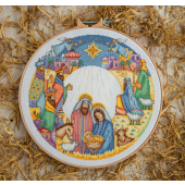 Cross Stitcher Project Pack - Silent Night - XST364