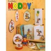 Framecraft Noddy Cross Stitch Booklet