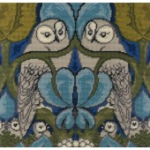 C121K/77 DMC V&A Tapestry Kit - C F A Voysey - The Owl