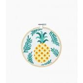 DMC Pineapple Cross Stitch Kit - BK1833