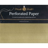 PP7 - Mill Hill Gold Perforated Paper