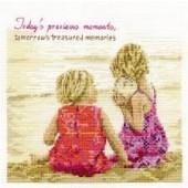 DMC Cross Stitch Kit BK1344 - Precious Moments