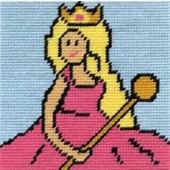 C059K - Princess Gobelin Printed Tapestry Starter Kit