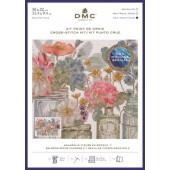 DMC Rainbow Seeds Flowers X Cross Stitch Kit - BL1167
