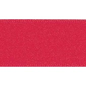 7mm Double Faced Satin Red Ribbon