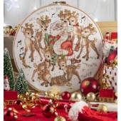 Cross Stitcher Project Pack - Making His List - XST351