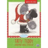 BL1095/72 - Me to You Tatty Teddy Santa in the Snow Cross Stitch Kit