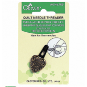Clover Quilt Needle Threaders - for very fine needles