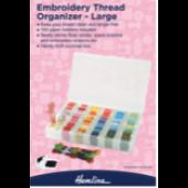 Large Hemline Embroidery Thread Storage Box