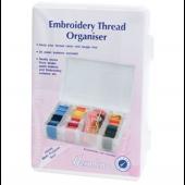 Medium Hemline Embroidery Thread Storage Box