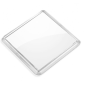 Jay Trim Blank Coaster - Square