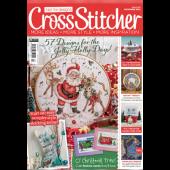 Cross Stitcher Magazine issue 364 December 2020
