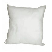 18in cushion pad 100% polyester hollow fibre