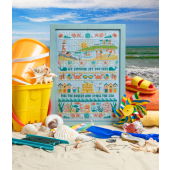 Cross Stitcher Project Pack - Sea View - XST358