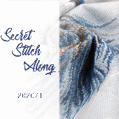 Lanarte Secret Stitch Along 2020/21
