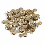 Cup Sequins Gold 5mm