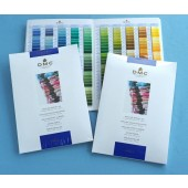 DMC Thread Colour Card