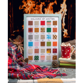 Cross Stitcher Project Pack - Hazy Shades Of Winter -  XST366