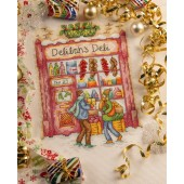 Cross Stitcher Project Pack - Christmas Street XST349