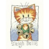 CRSB1283 - Heritage Cats Rule - Sleigh Belle