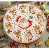 Cross Stitcher Project Pack - Sleigh Bells Ring XST339