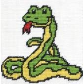 CK039 - Snake Gobelin Printed Tapestry Starter Kit