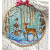 Cross Stitcher Project Pack - Wonder of Winter XST339