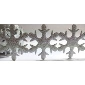 Jumbo Snowflakes Trim