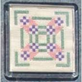 Siesta Blank Coaster - Square