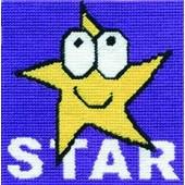 CK044 - Star Gobelin Printed Tapestry Starter Kit