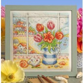 Cross Stitcher Project Pack - Room With A View XST347