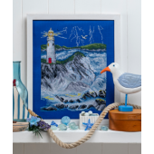 Cross Stitcher Project Pack - Stormy Seas -  XST366