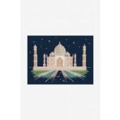 BK1726 - Glow in the Dark - Agra Cross Stitch Kit