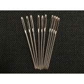 Nickel Plated Tapestry Needles - Size 22 (Pack of 10)