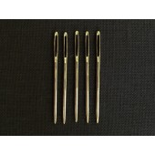 Nickel Plated Tapestry Needles - Size 14 (Pack of 5)