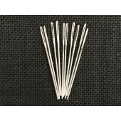 Nickel Plated Tapestry Needles - Size 24 (Pack of 10)