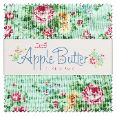 Tilda 100% Cotton Fabric Apple Butter Charm Pack