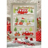 Cross Stitcher Project Pack - On Our Way XST337